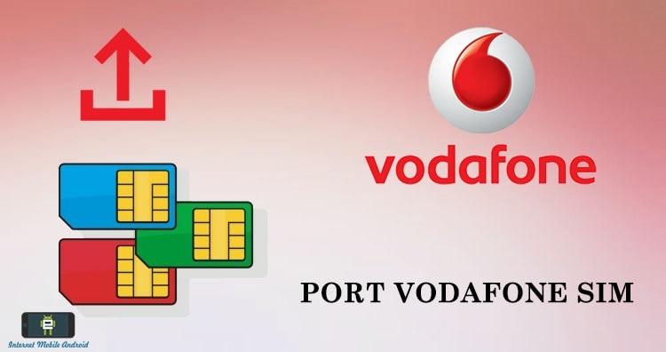 Port Vodafone in Jio, Airtel, BSNL, Idea