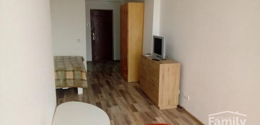 Garsoniera Confort Sporit in Bloc Nou in Zona Obcini