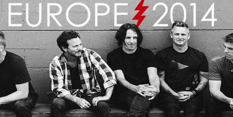 Paerl Jam Europe 2014