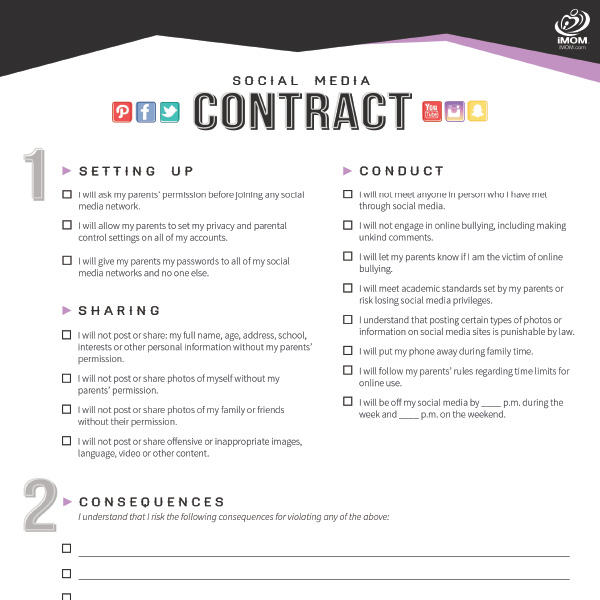 Form Contract Agreement Job