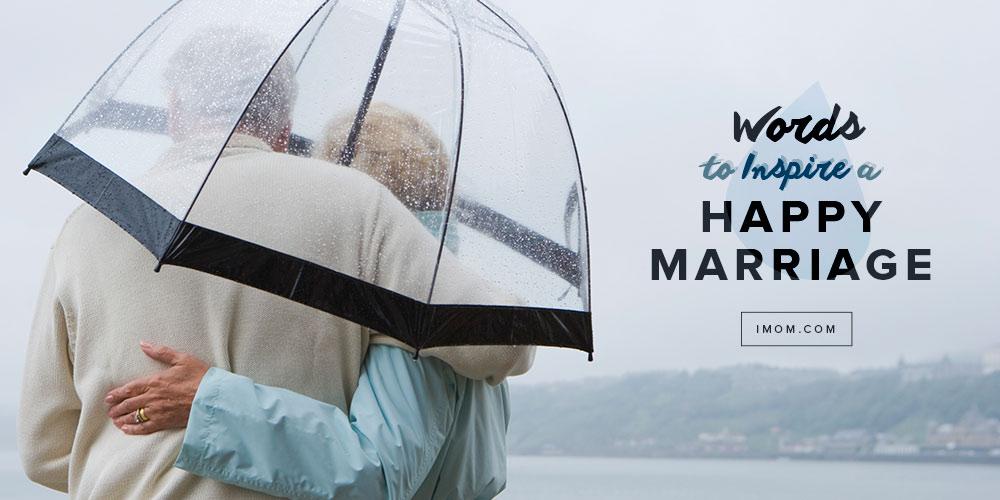 Happy Marriage Quotes IMom