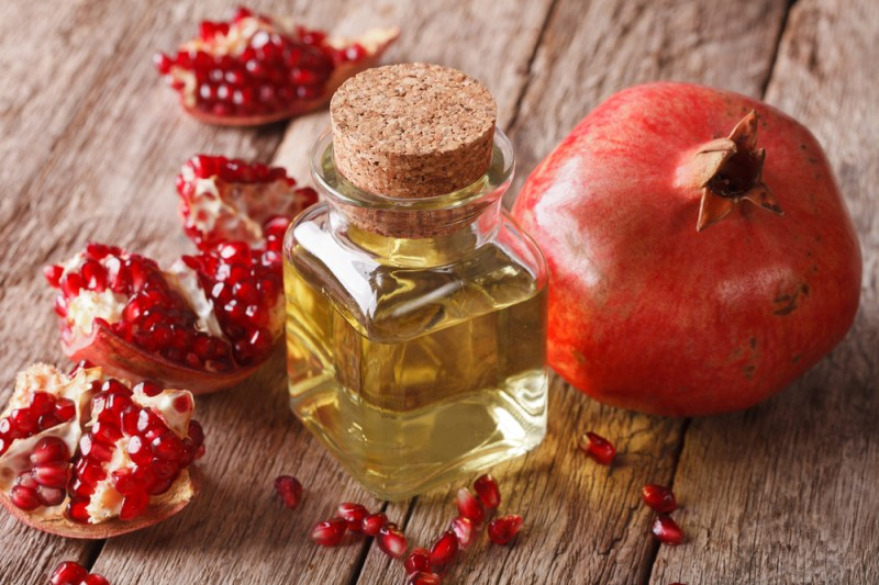 Pomegranate Oil Do you have oily skin you need face oil