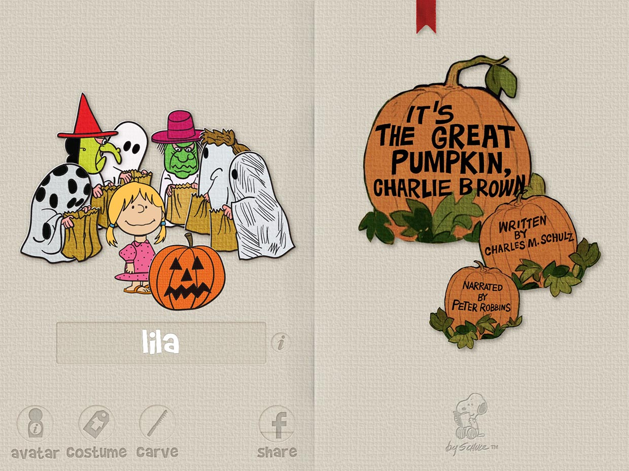 Celebrate Halloween With Your Kids And Charlie Brown With