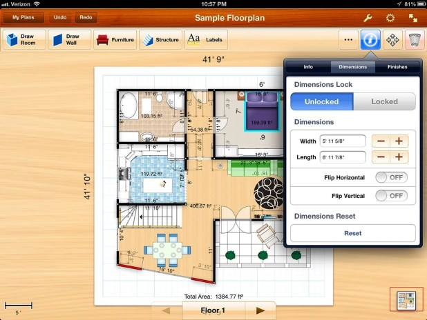 bedroom planner app | crepeloversca