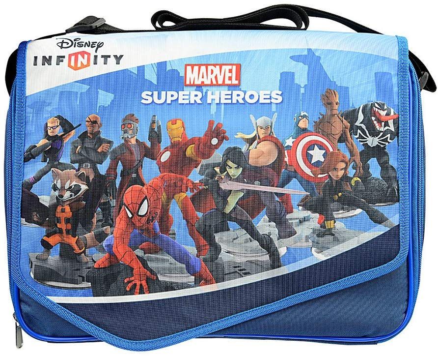 Avengers Nintendo amiibo storage
