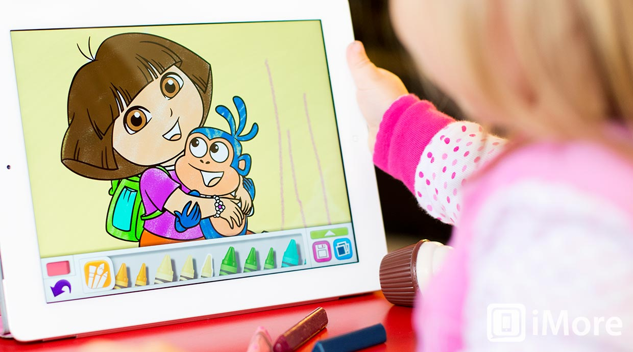 Nick Jr Draw Amp Play For IPhone And IPad Review IMore