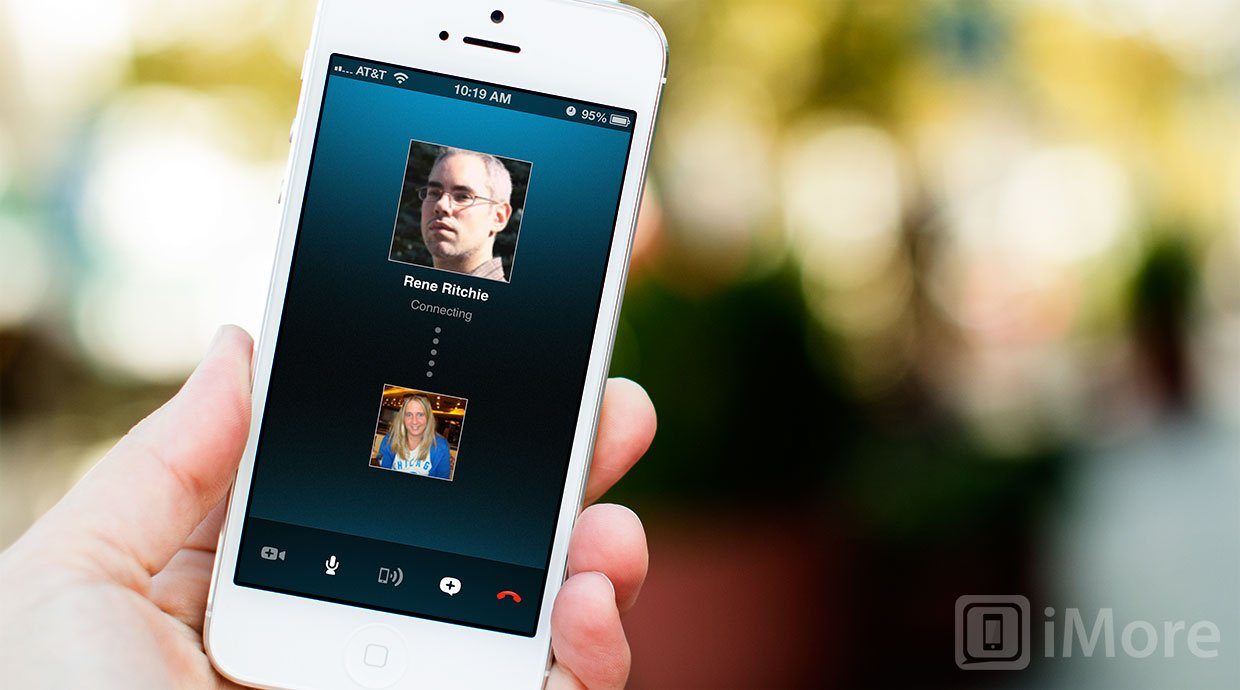 Updated Skype for iOS improves startup time