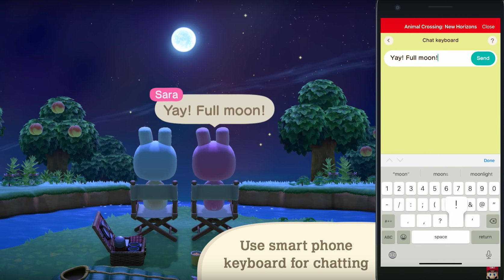 Animal Crossing: New Horizons - What is NookLink and how ... on Animal Crossing New Horizons Bedroom Ideas  id=82290