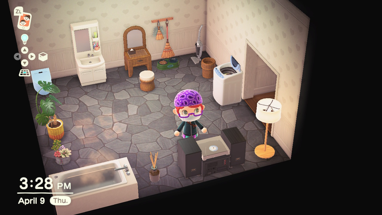Animal Crossing: New Horizons - How to earn bells and ... on Animal Crossing New Horizons Living Room  id=97927