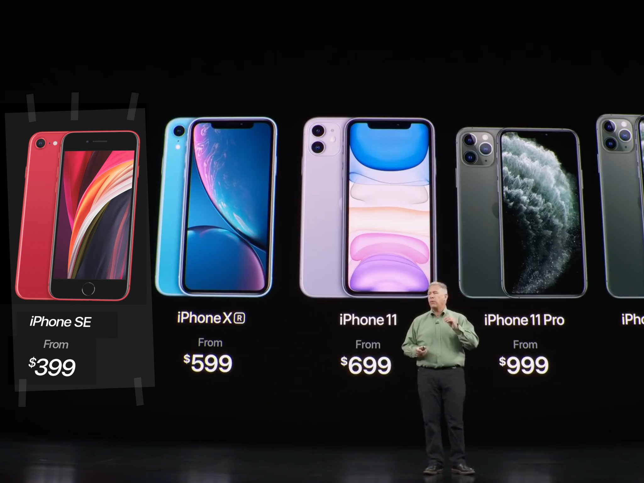 iPhone SE vs. iPhone XR vs. iPhone 11 — FIGHT! | iMore