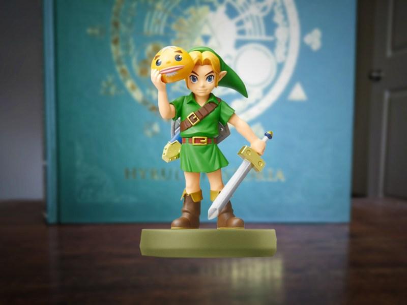 Zelda Young Link Amiibo