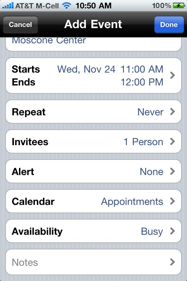 How To Invite Someone A Calendar Event