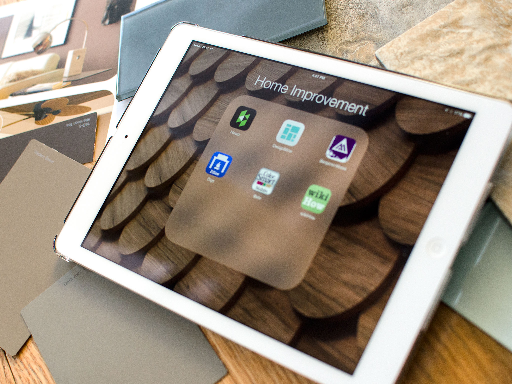 Best home design and improvement apps for iPad: Houzz, DesignMine, ColorSmart, and more!