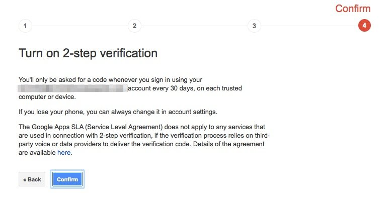 How To Set Up 2 Step Verification For Google And Gmail On Your IPhone IPad And Mac IMore