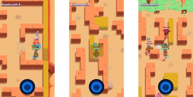 Image result for brawl stars show down