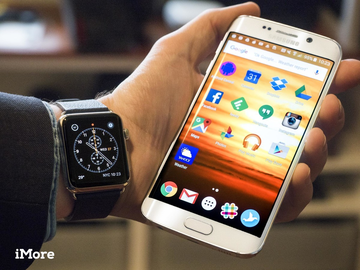 Android Wear for iPhone and ... Apple Watch for Android? | iMore