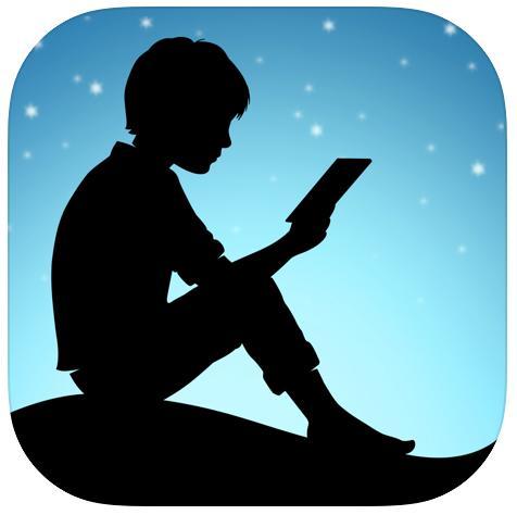 Amazon Kindle App Icon