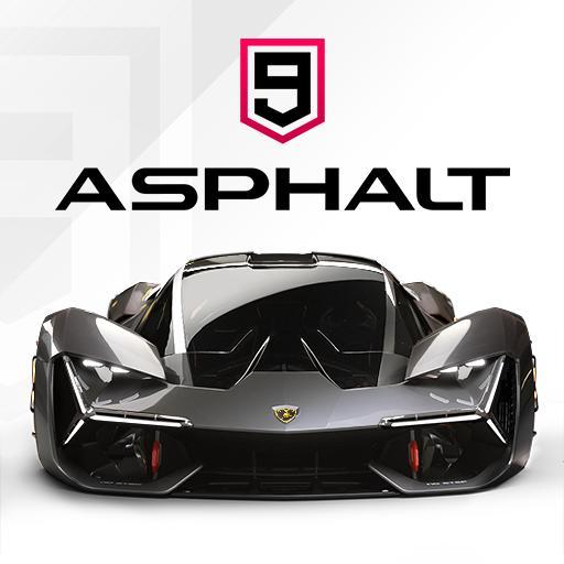 Asphalt 9 Legends App Icon