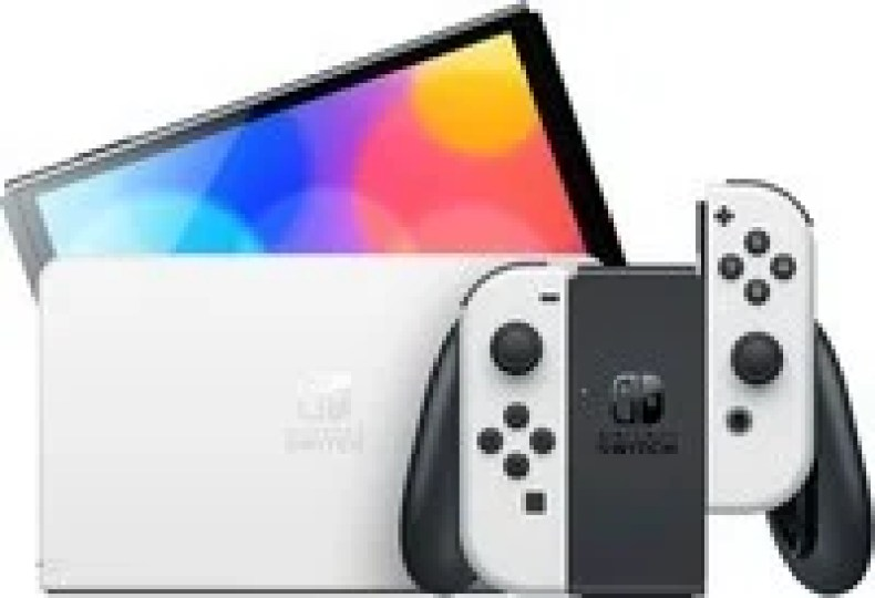 Nintendo Switch Oled Model Product Art