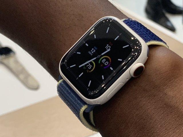 Apple Watch Series 5 Ceramic Edition