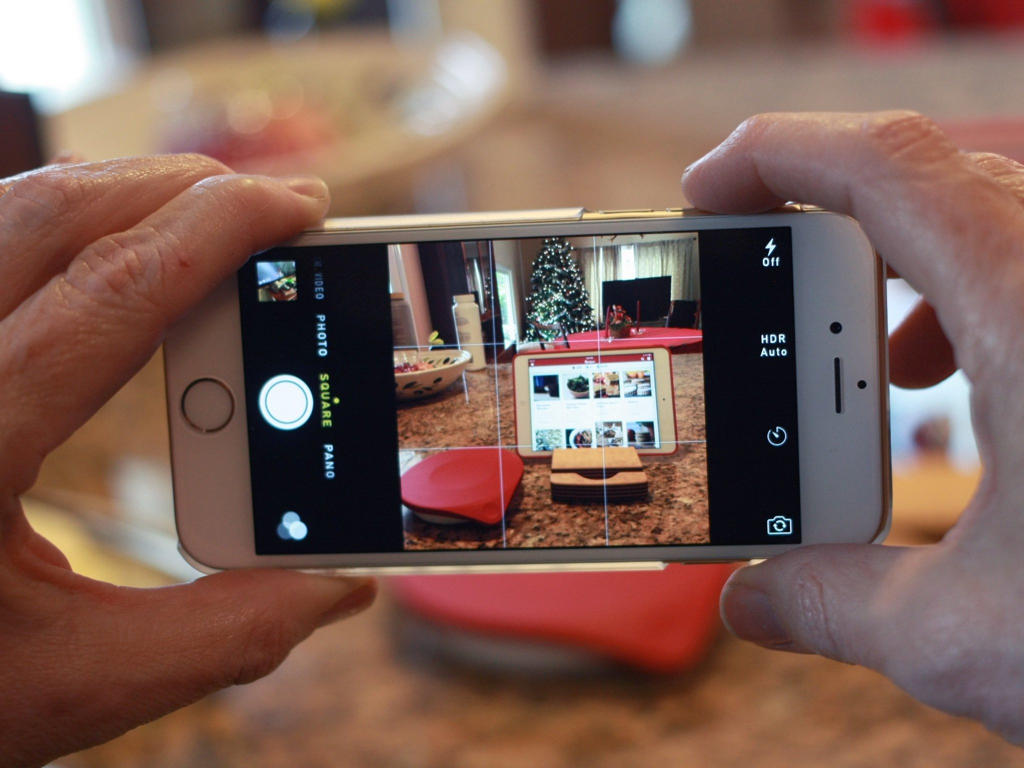 How to take better Snapchat and Instagram photos with ...