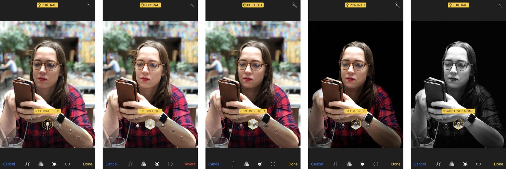 Portrait Lighting Beta Iphone 7 Plus