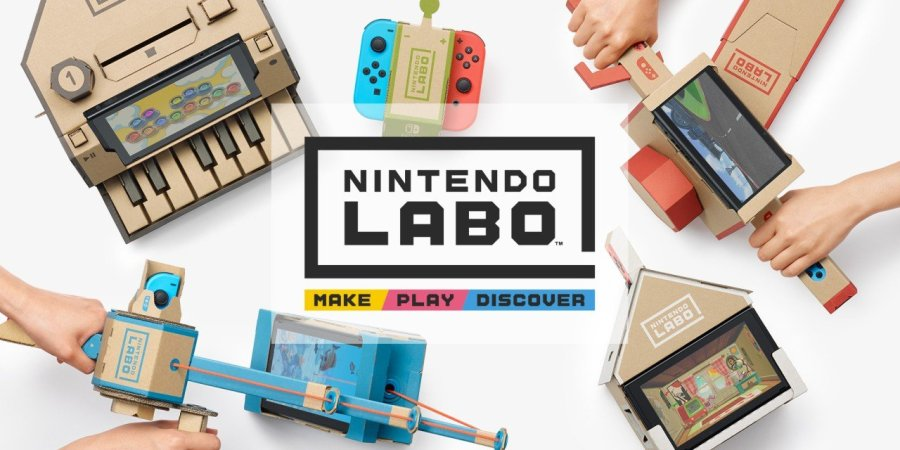 Image result for Nintendo Labo switch