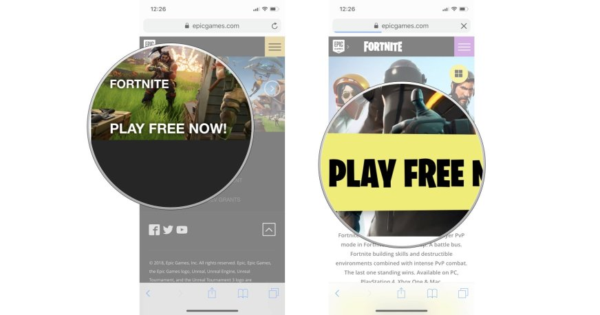 How to sign up for an Epic Games account to play Fortnite ...