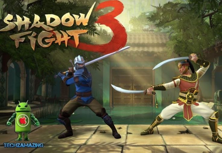 Best fighting games for iPhone and iPad   iMore Shadow Fight 3