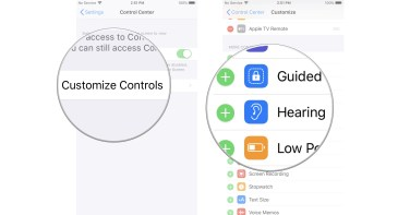 Image result for live listen with airpods in iphone