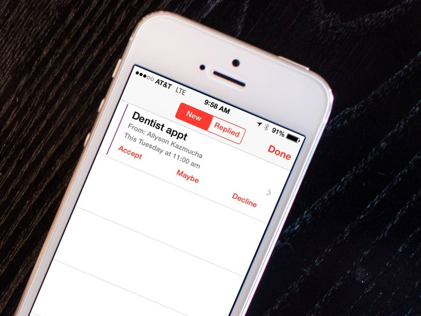 How To Send Calendar Event Invitations On Iphone And Ipad