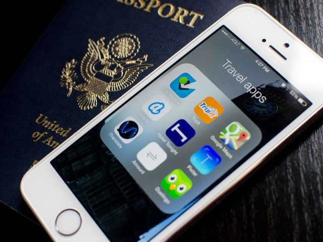 Best travel companion apps for iPhone: Foursquare, Airbnb ...