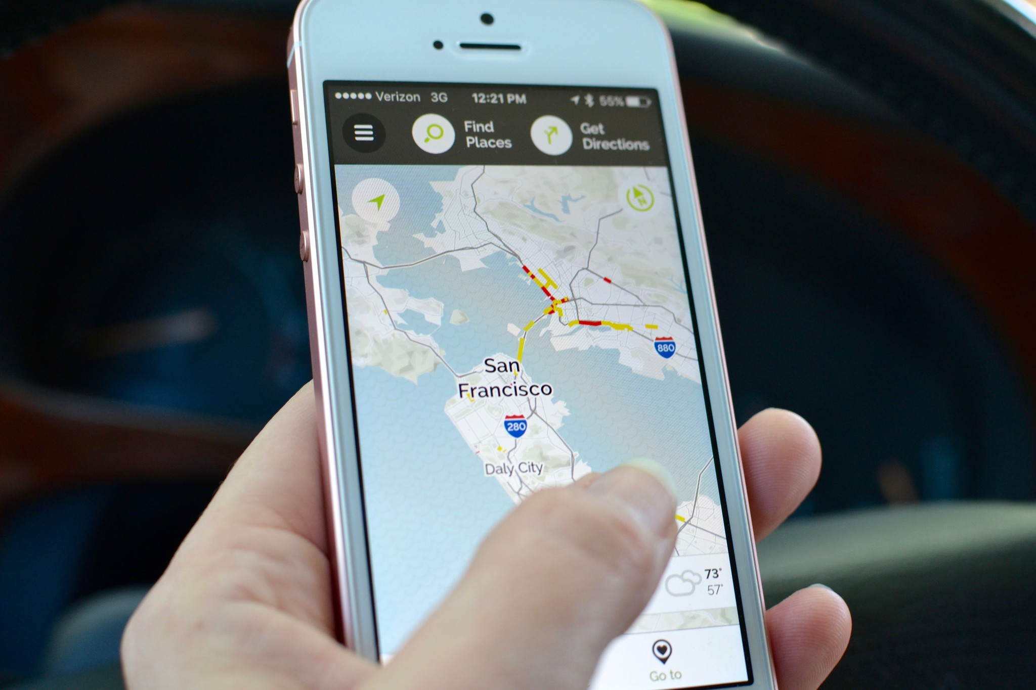 Mapquest review for iPhone  Is it going in the right direction    iMore Mapquest
