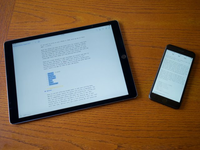 Best writing apps for iPhone and iPad  iMore