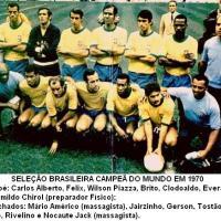 Seleções Imortais - Brasil 1970