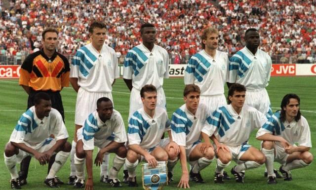 Esquadrão Imortal – Olympique de Marselha 1988-1993