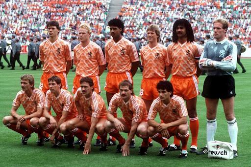 Holanda 1988 time