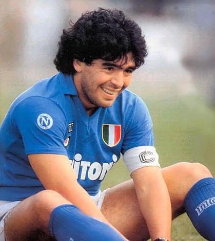 Craque Imortal – Maradona