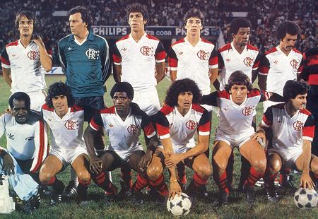 f5cf9413e4 Esquadrão Imortal – Flamengo 1980-1983 - Imortais do Futebol