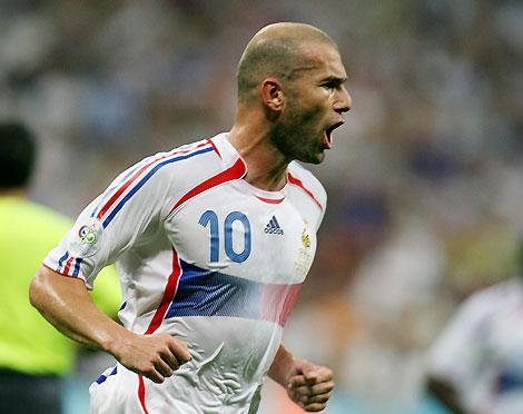 Craque Imortal – Zidane