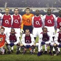Esquadrão Imortal – Arsenal 2002-2006