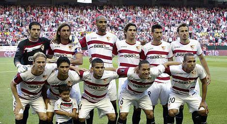 Esquadrão Imortal – Sevilla 2005-2007