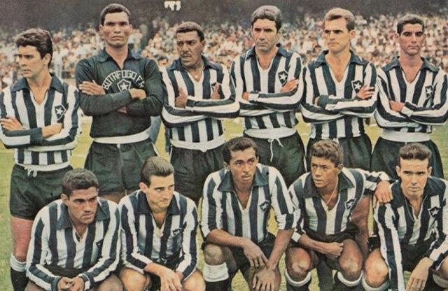Esquadrão Imortal – Botafogo 1957-1964