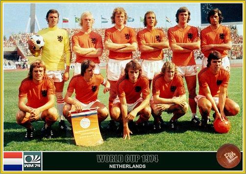 Seleções Imortais – Holanda 1974