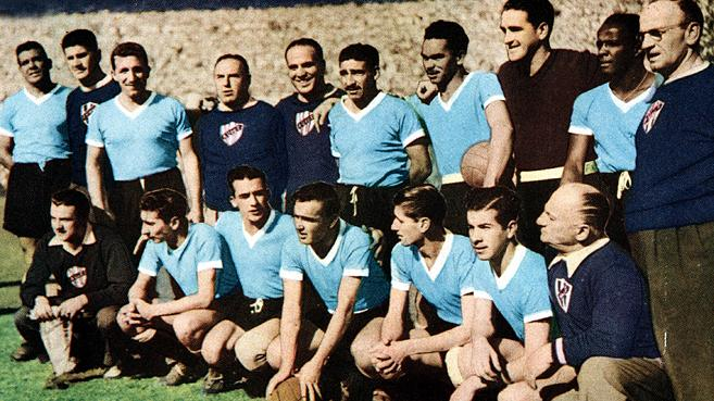 Seleções Imortais – Uruguai 1950 - Imortais do Futebol
