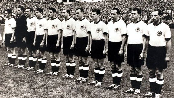Seleções Imortais – Alemanha 1954
