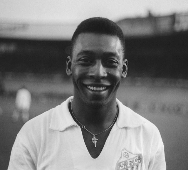 Craque Imortal – Pelé