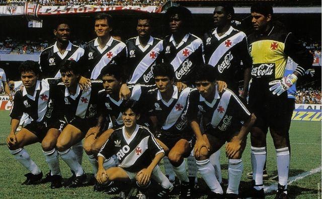 Esquadrão Imortal – Vasco 1987-1989