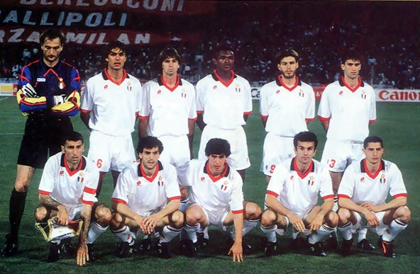 Esquadrão Imortal – Milan 1991-1995