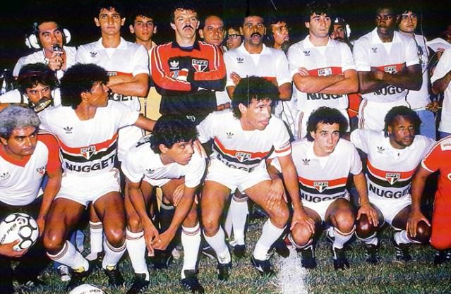 Esquadrão Imortal – São Paulo 1985-1987